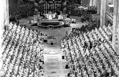 Vatican II Opening Ceremony 1962