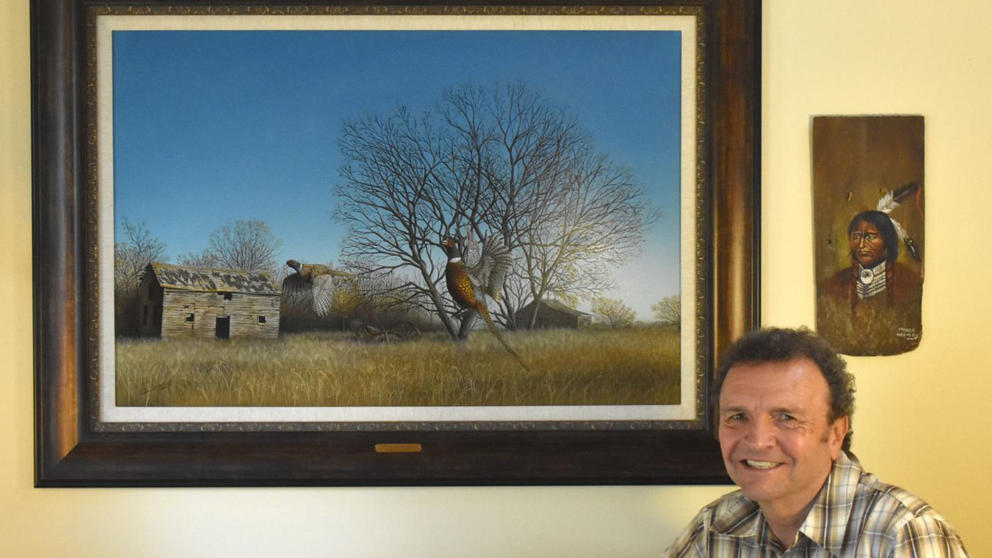 Kilkenny artist earns placements in state, federal waterfowl stamp contests