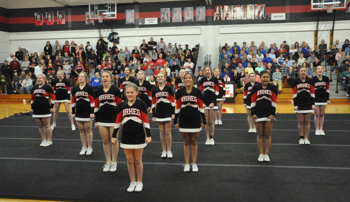 NRHEG cheerleading program sets a standard of excellence