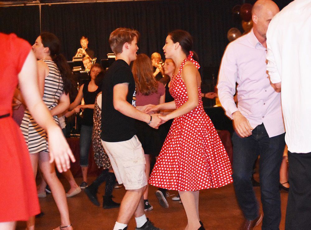 NHS Swing Dance