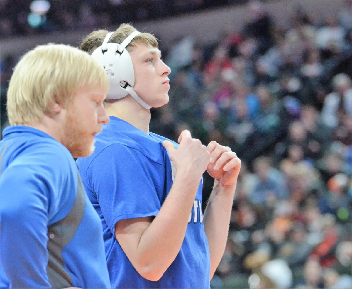 GRAPPLING WITH CHANGE: Two huge storylines in Division I wrestling