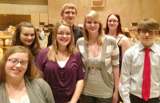 TCU Honors Band