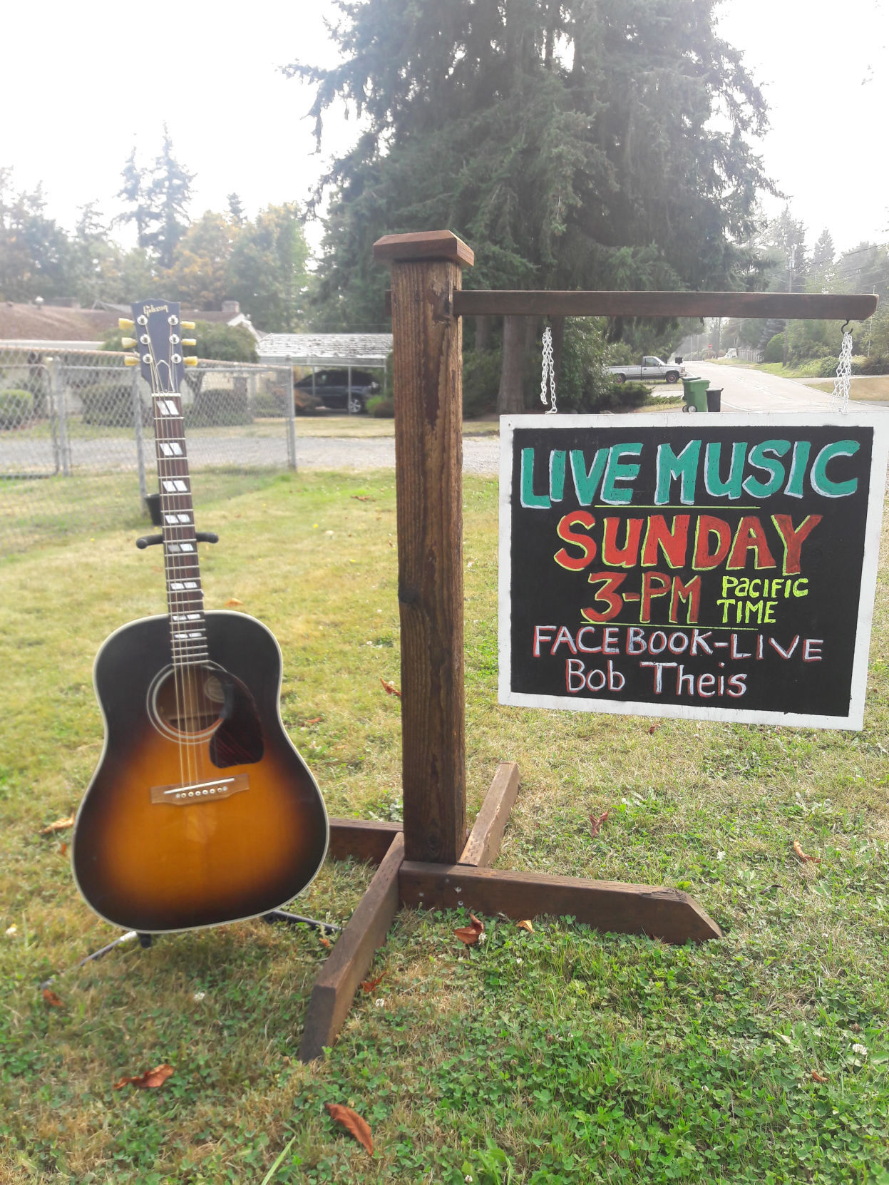 9.24 Bob Theis Tunes From Home 2