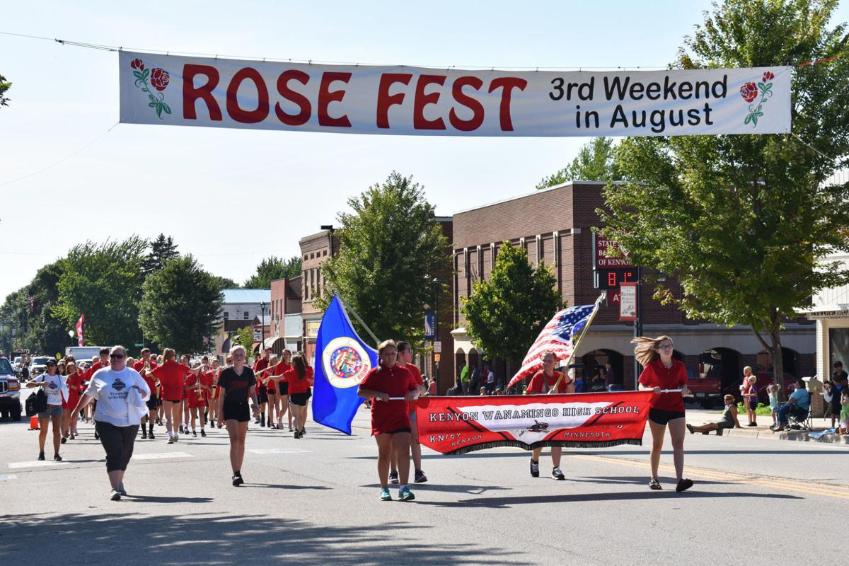 GALLERY: Rose Fest continues as a celebration of all things Kenyon