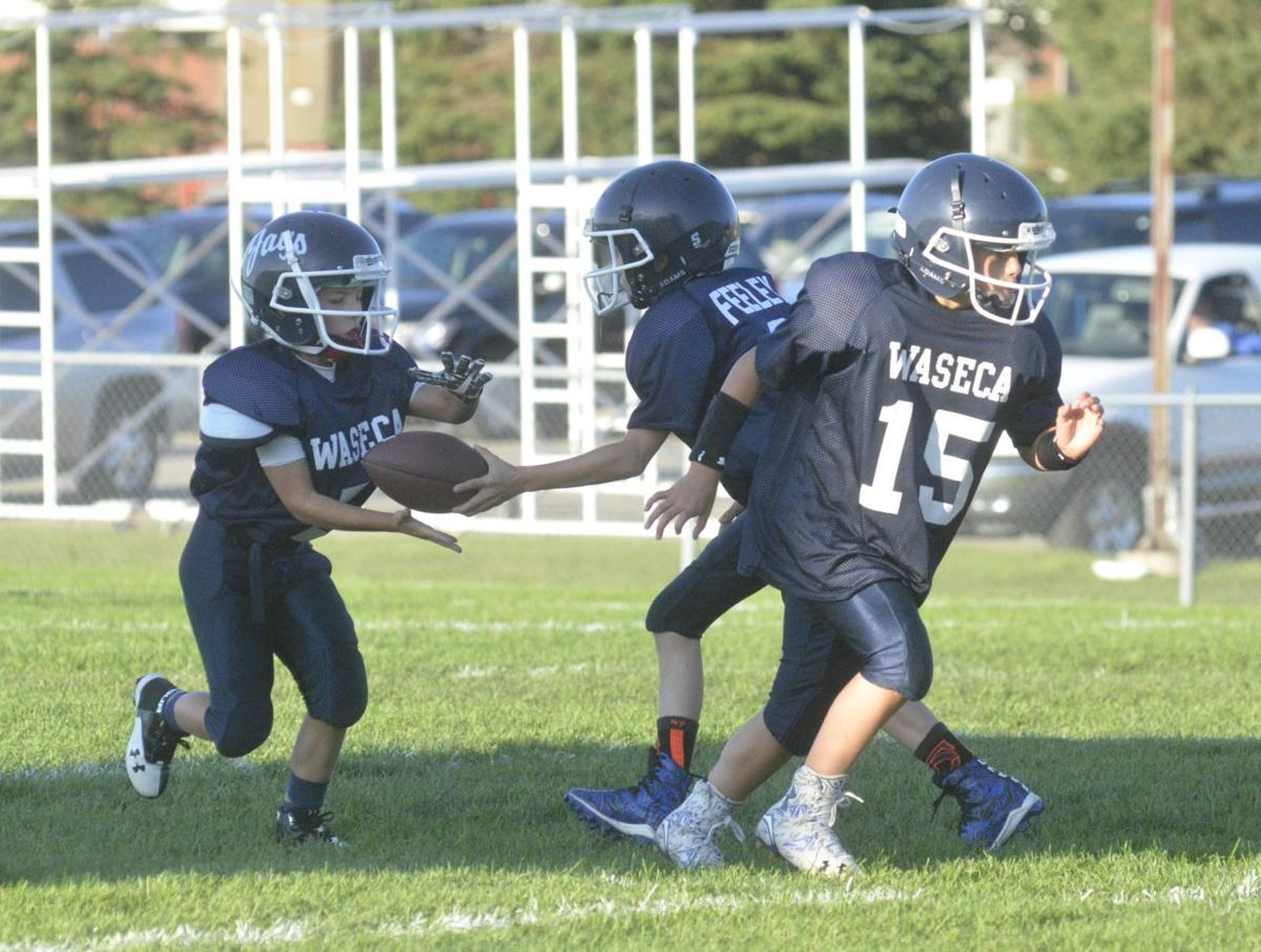 Bluejays youth football teams gear up for season | Sports