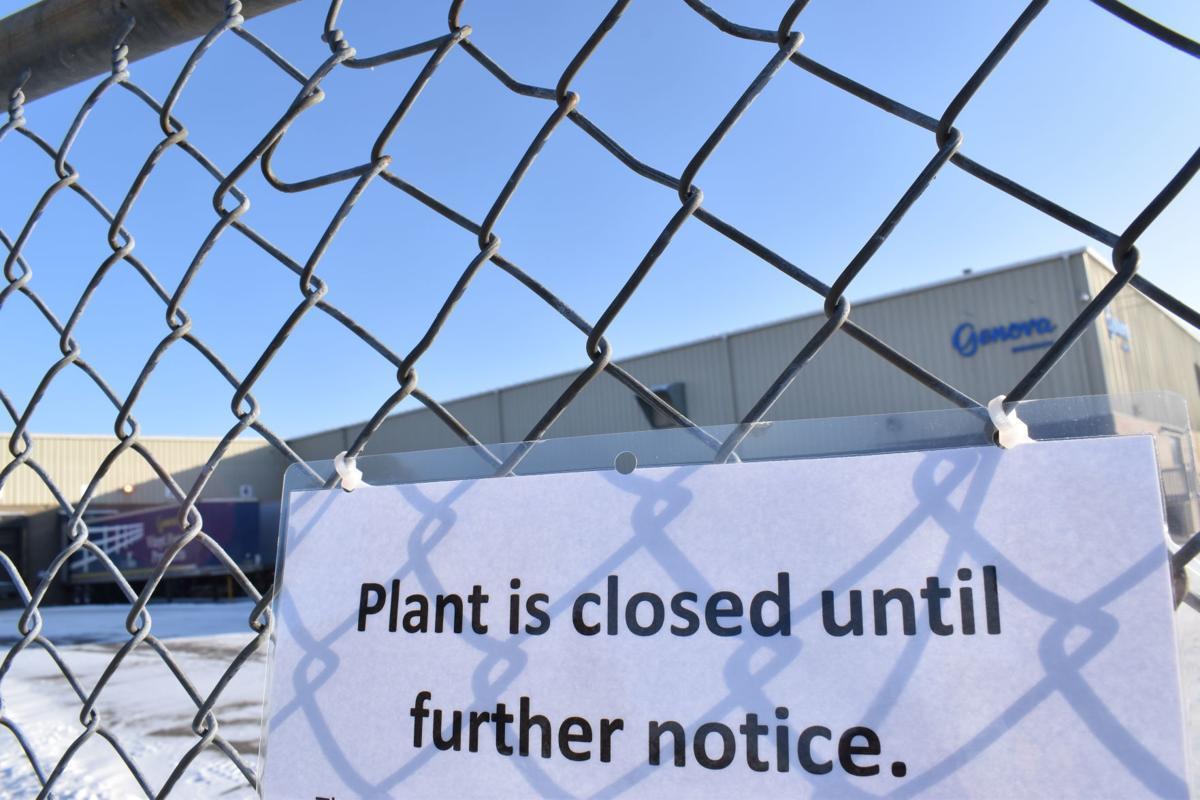 Faribault Genova plant closes its doors —but for how long?