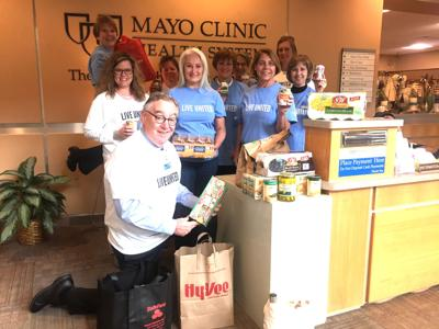 HEALTH: Mayo Clinic Health System participates in United Way's Acts of Kindness