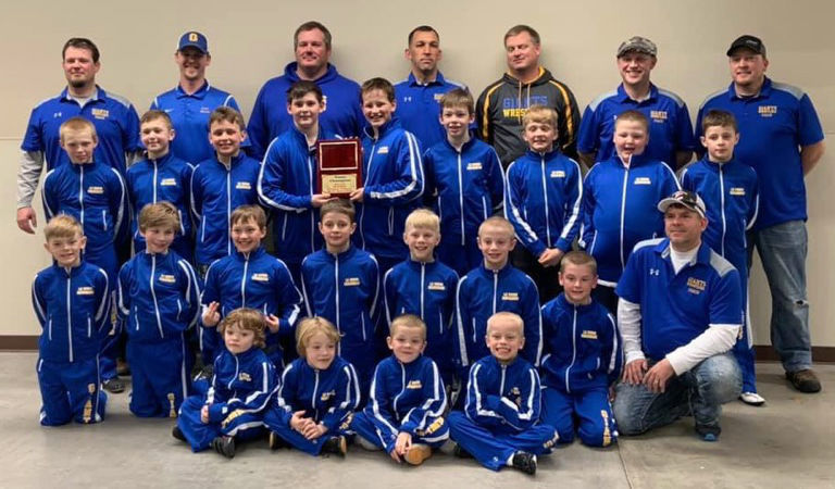 LS-H K-6 wrestling team
