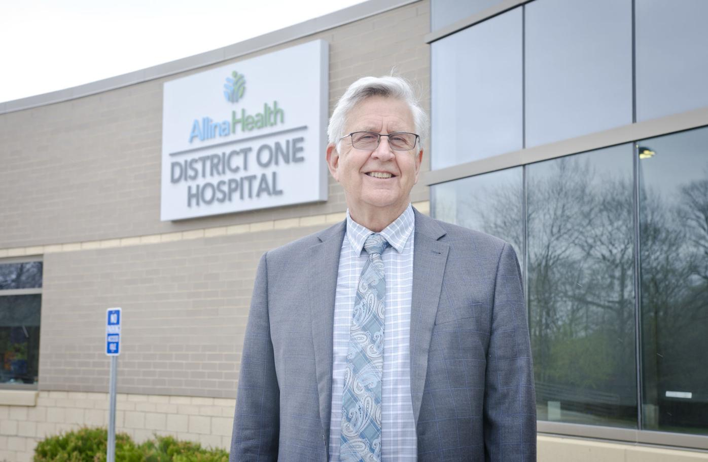 Dave Albrecht District One