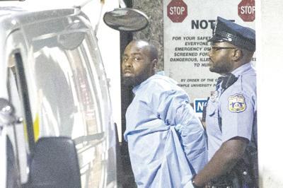 APTOPIX Philadelphia Gunman Standoff