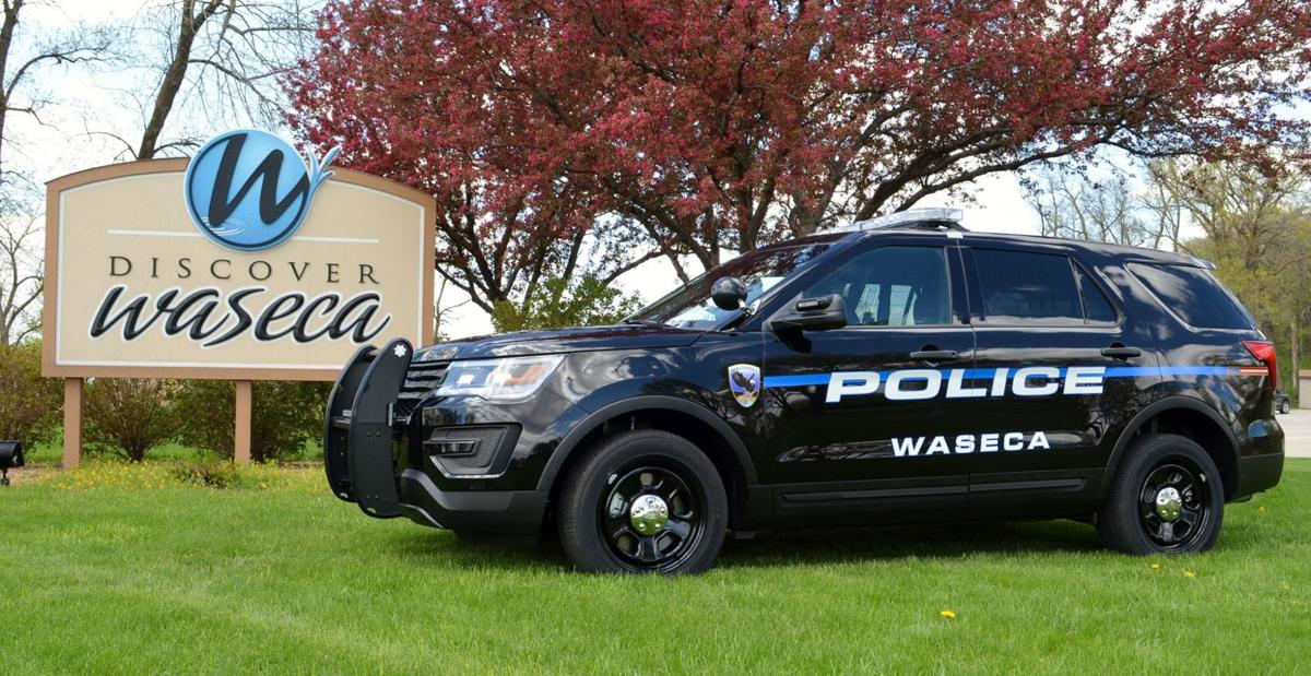 Waseca Police department reports vandalism and stolen items