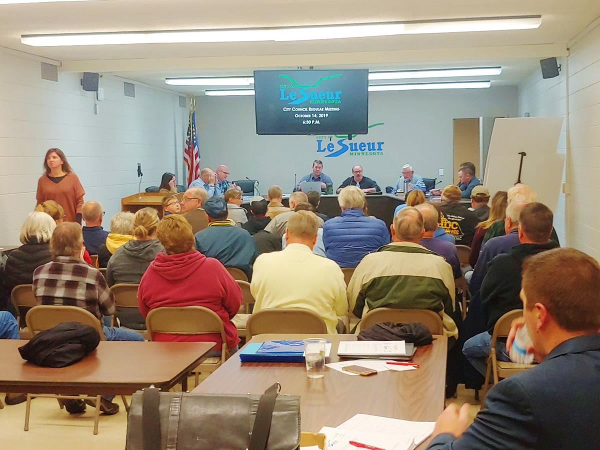 Coventry residents demand road remain closed at public hearing
