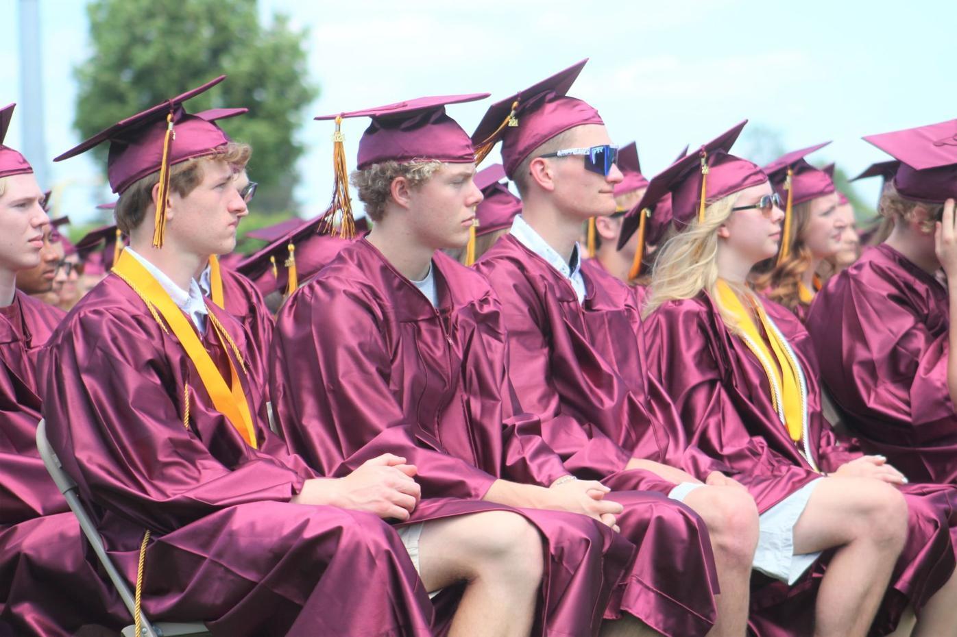 Northfield High School graduation 2