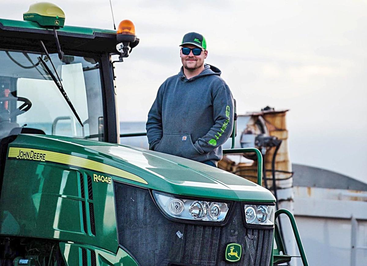 Northfield farmer uses grant to test precision ag services