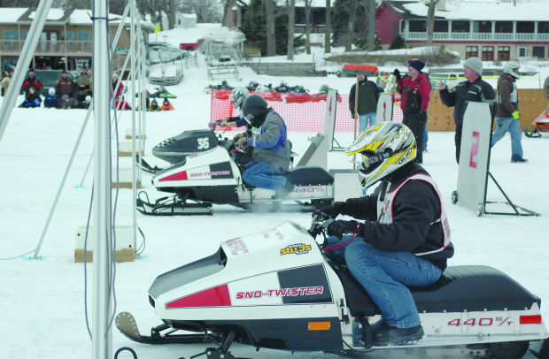 Vintage snowmobile race returns to Waseca | Sports