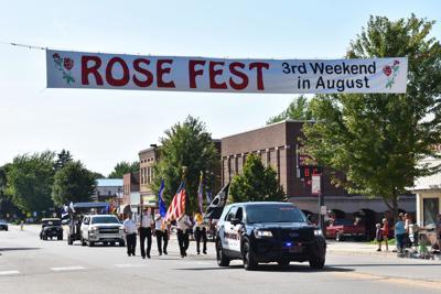 Rose Fest parade 2019