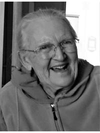 Doris Irene Backlund Boyce
