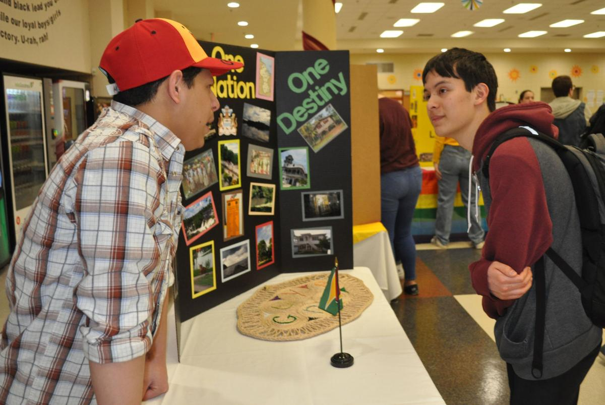 GALLERY: Student-driven Culture Fair celebrates differences, shares similarities