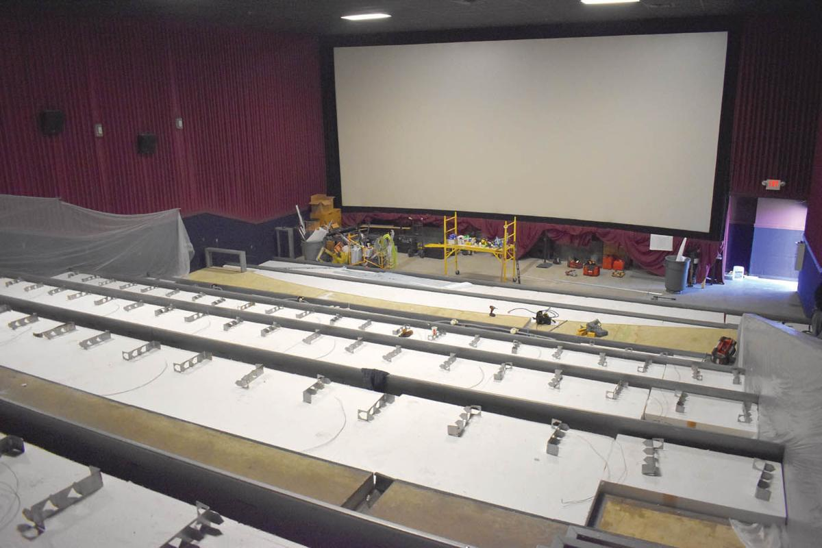 heated seats coming to the movies northwoods cinema