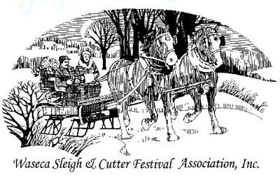 Waseca Sleigh & Cutter
