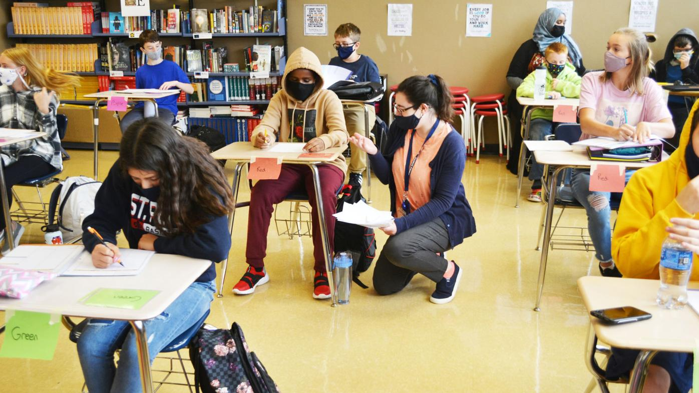 School district boosts pay for substitutes amid struggle to cover teacher absences