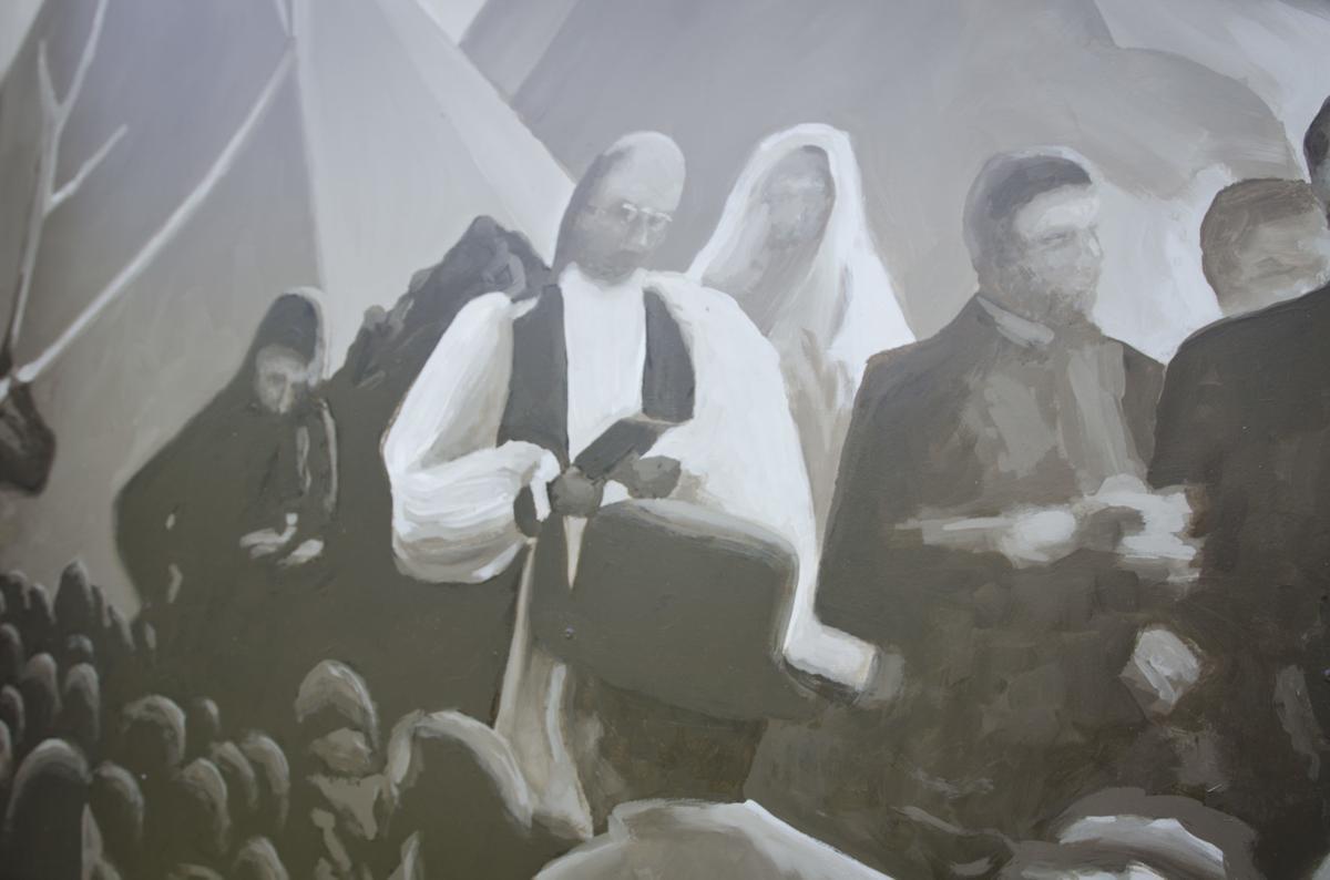 bishop whipple mural installation_1.JPG