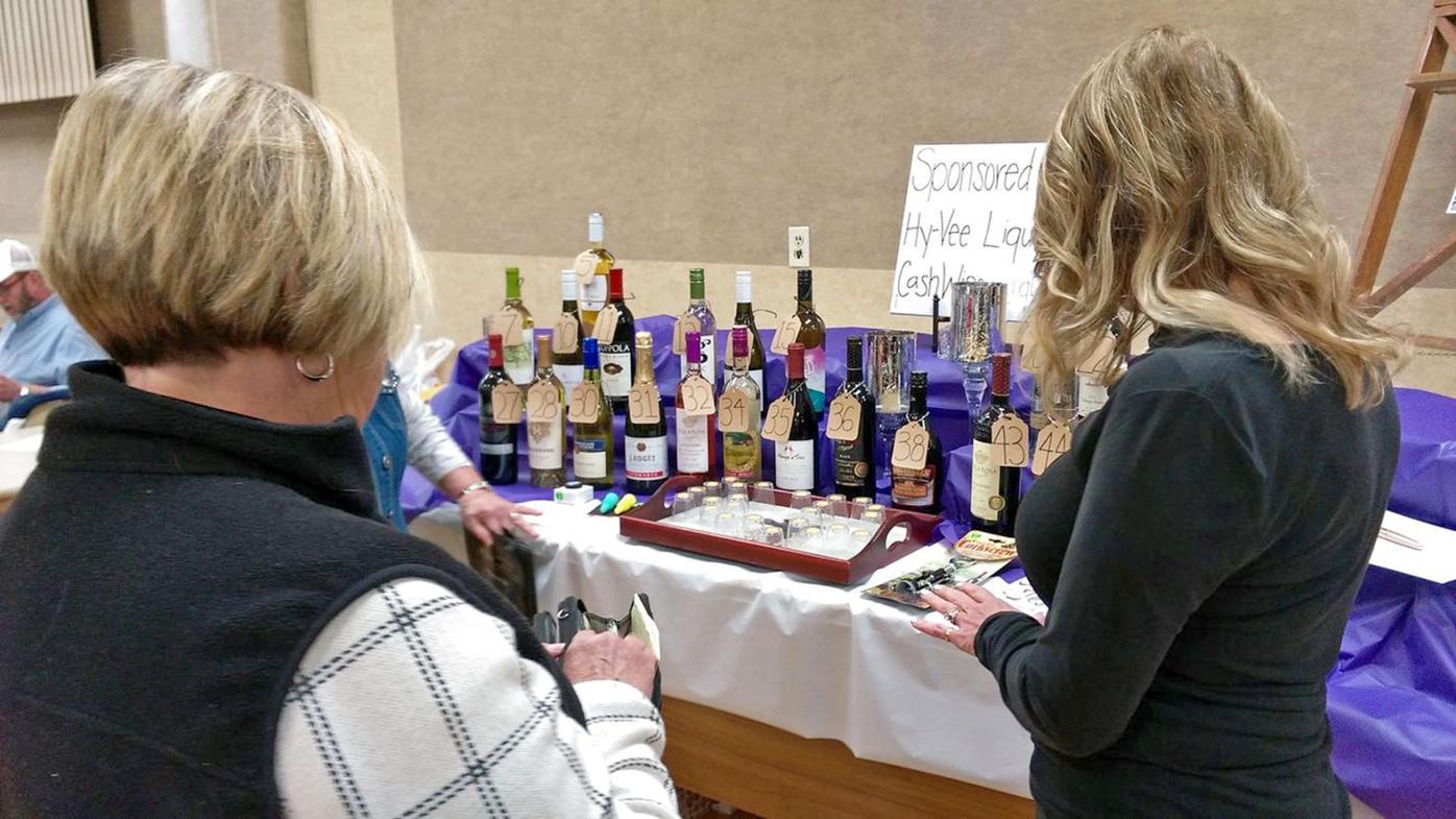 VFW wine pull