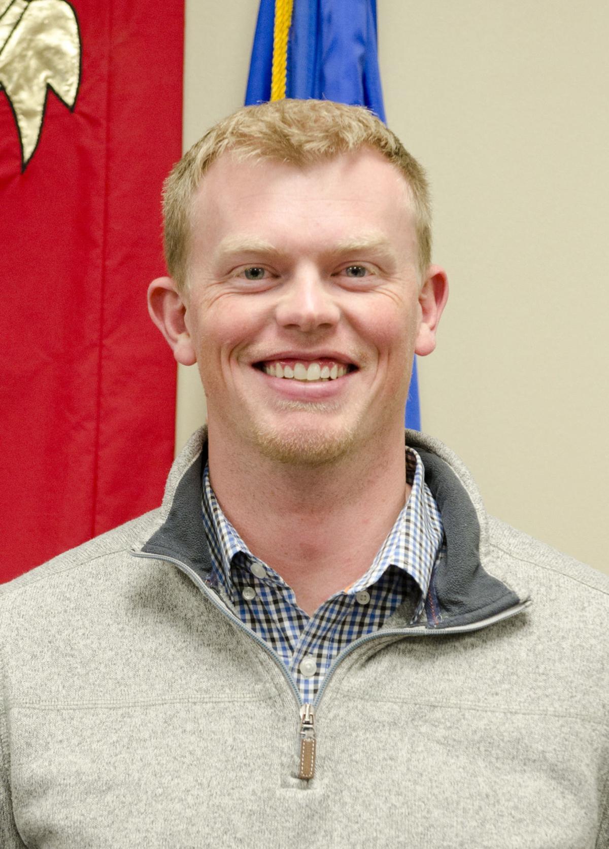 Engineer Derek Olinger