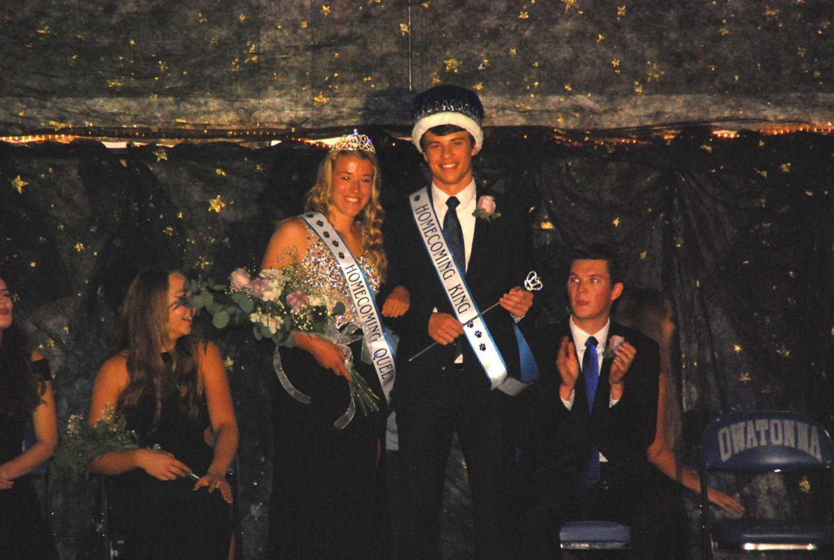 OHS crowns its homecoming royalty