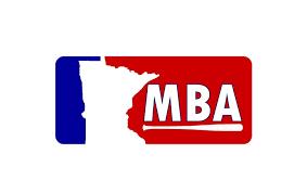 Minnesota Baseball Association logo