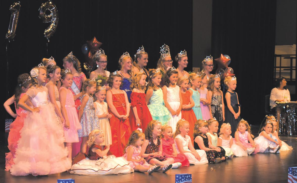 Miss Medford pageant 2