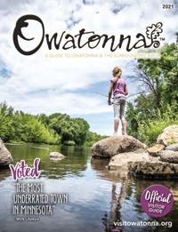 Owatonna Visitor Guide 2021