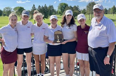 northfield girls golf