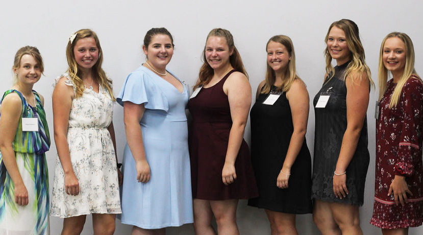 Seven young women hope to become a 2019 Rice County Fair ambassador