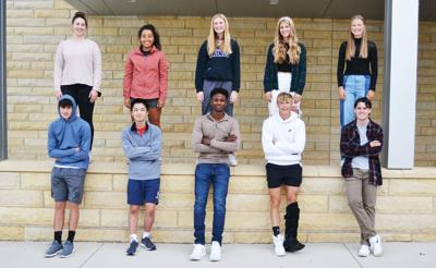 2021 St. Peter High School Homecoming Candidates