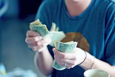 Funding Stock Photo