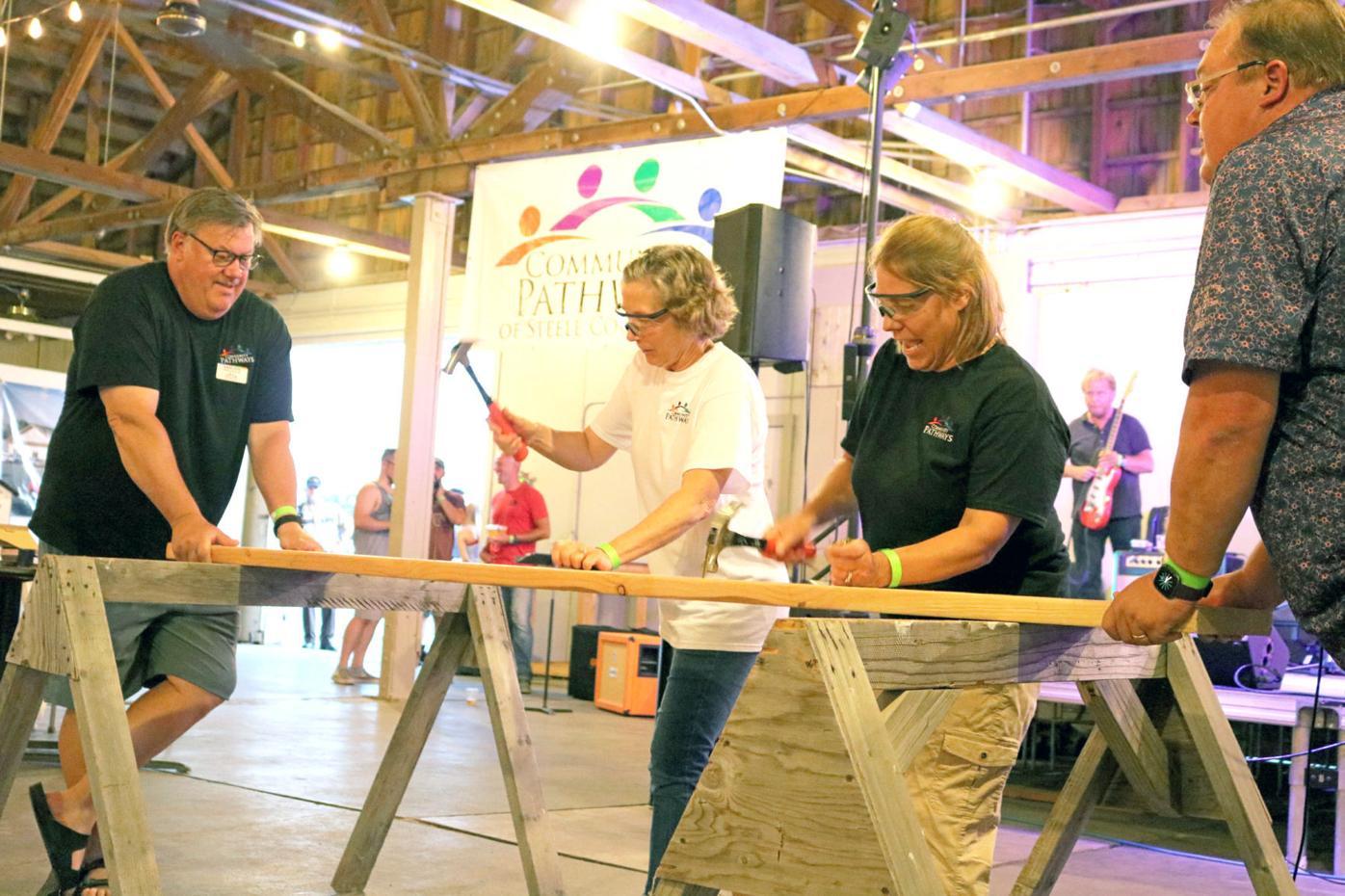 Community Pathways fundraiser