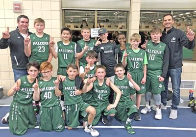 Sixth-grade boys team takes 1st, 2nd at Northfield Shootout