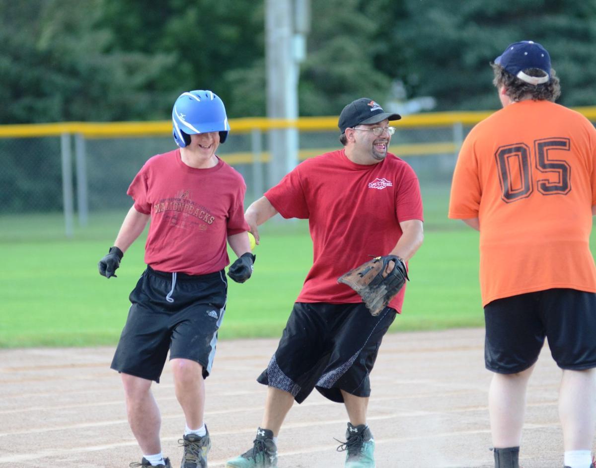 Faribault Flash athlete pitch team