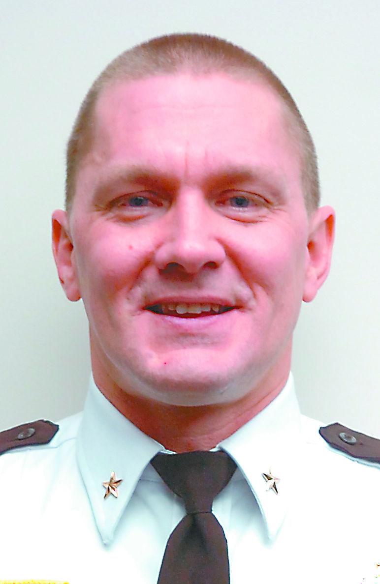 Sheriff Lon Thiele