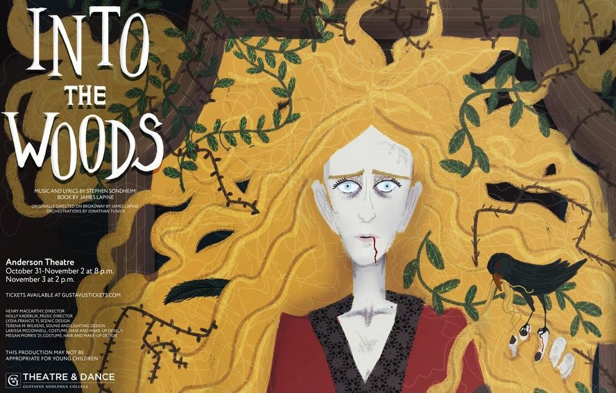 Careful what you wish: Gustavus goes 'Into the Woods'