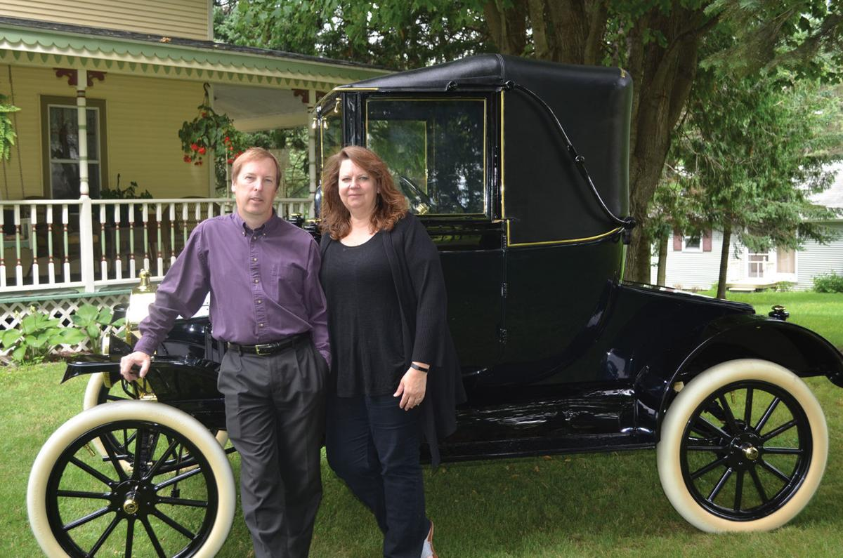 Owatonna couple taking rare 1915 Ford Model T Coupelet to Excelsior show this weekend