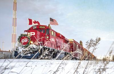 Canadian Pacific Holiday Train (copy)