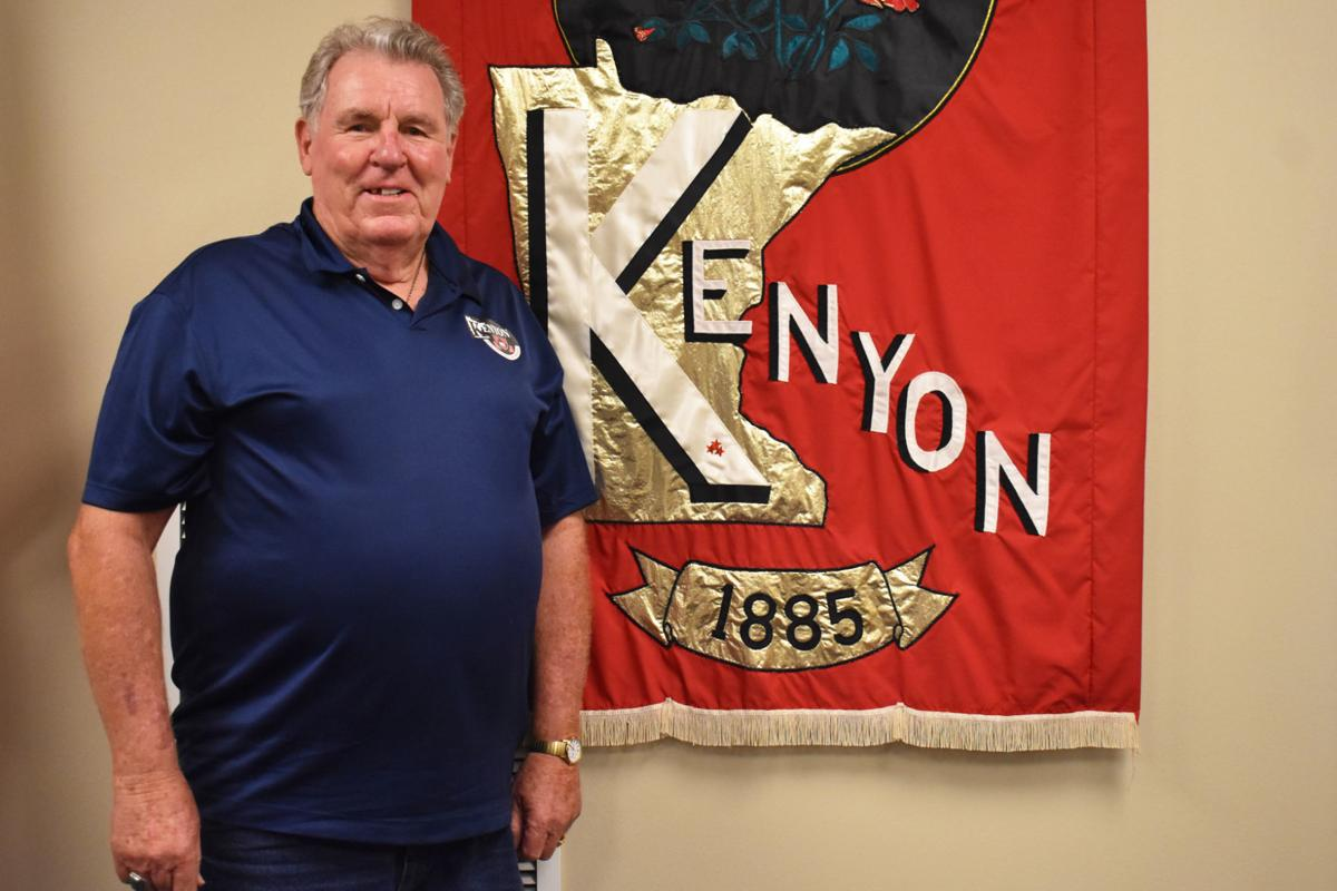 Kenyon council appoints Henke as new mayor