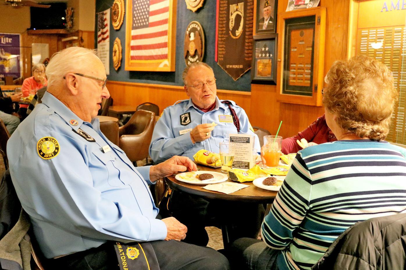 2020 Veterans Lunch