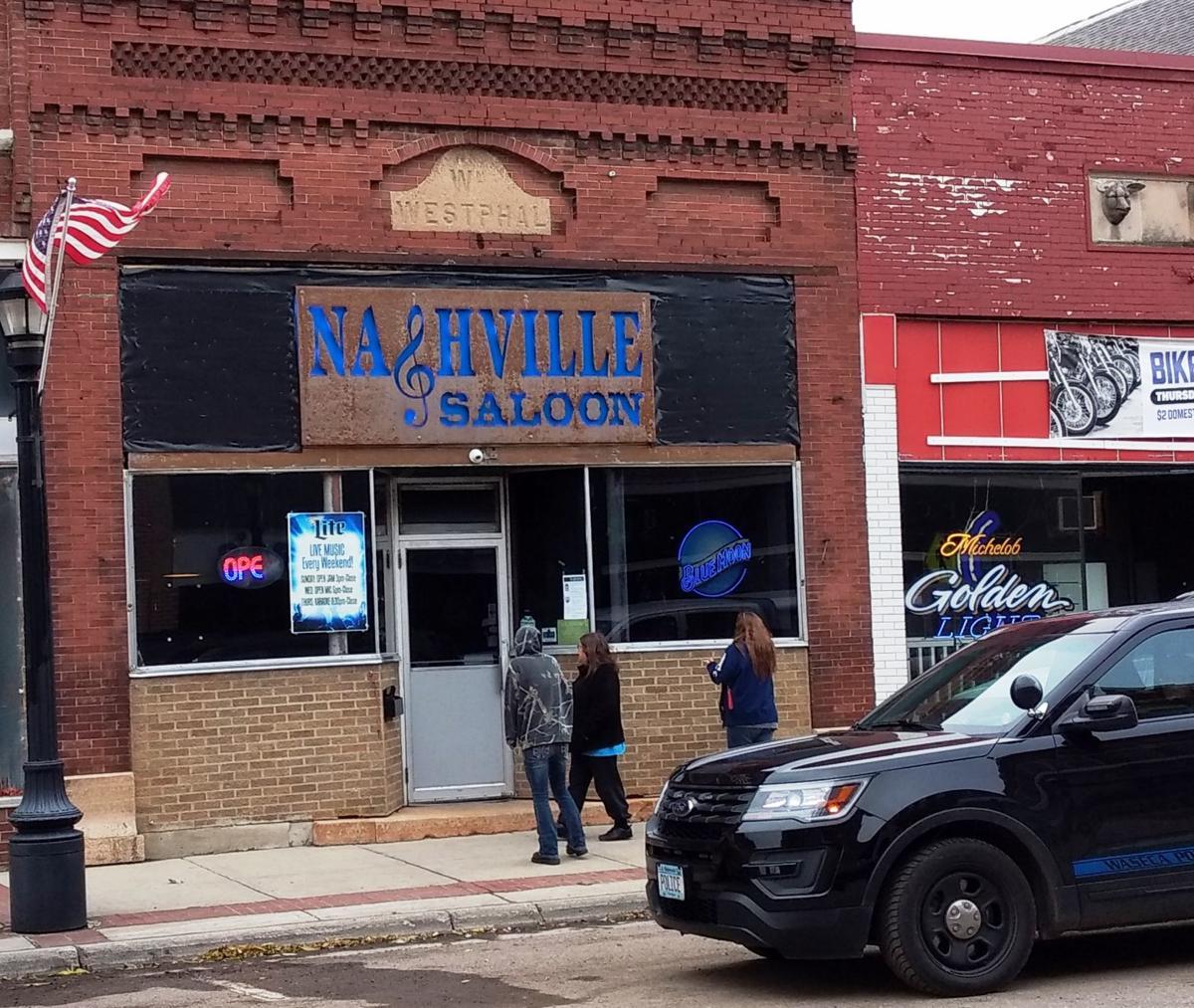 Nashville Saloon, Waseca