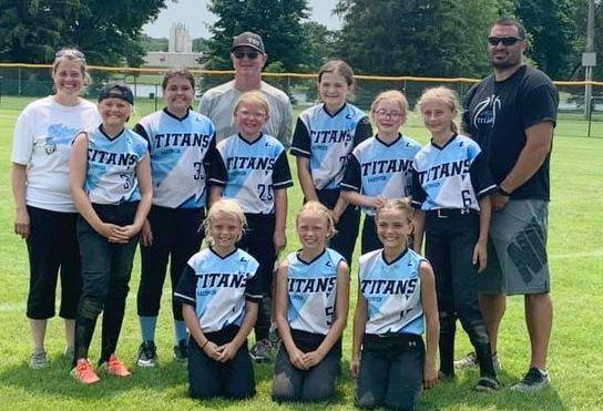 Titans 10U Blue Team