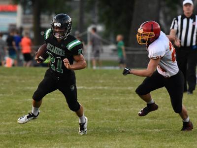 Jaden Taylor touchdown