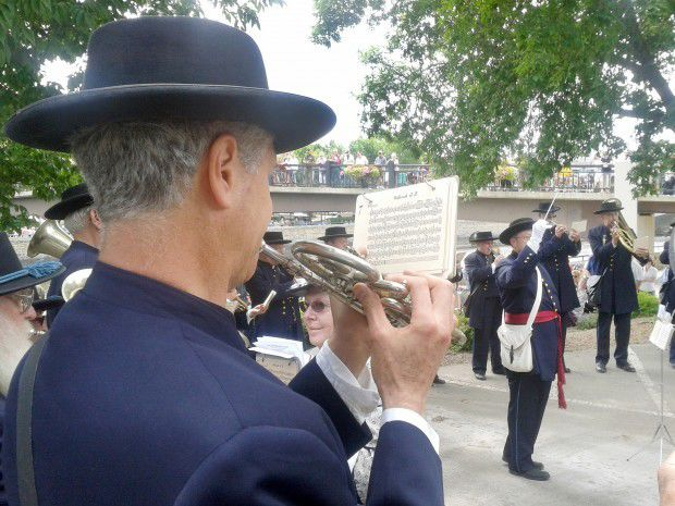 The First Brigade Band
