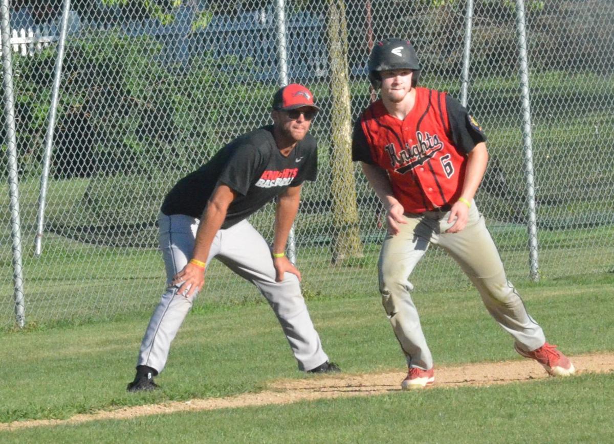 K-W legion baseball wins big in play-in playoff game